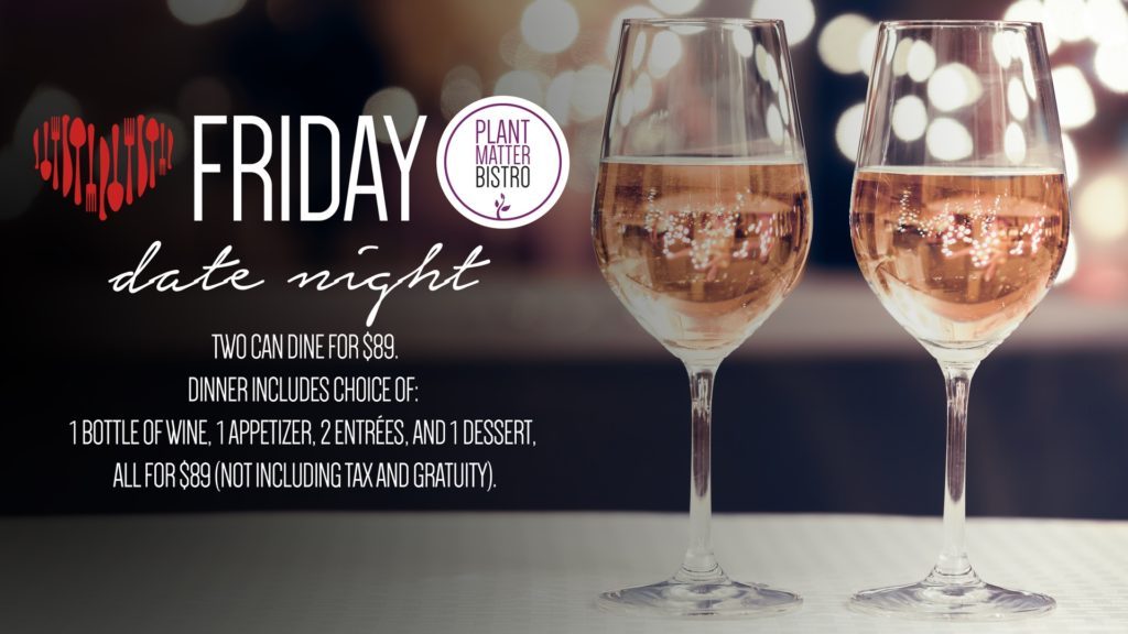 PMB – Friday Date Night