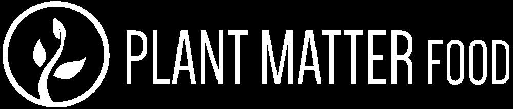 Plant Matter Food logo